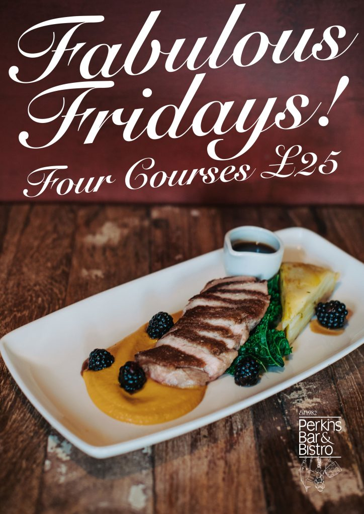 Perkins Bar & Bistro - Poster 3